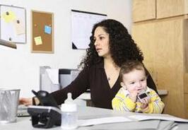 宝妈做什么工作在家既带孩子又能挣钱