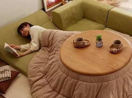 日本不允许使用地暖,你知道日本人是如何取暖的?