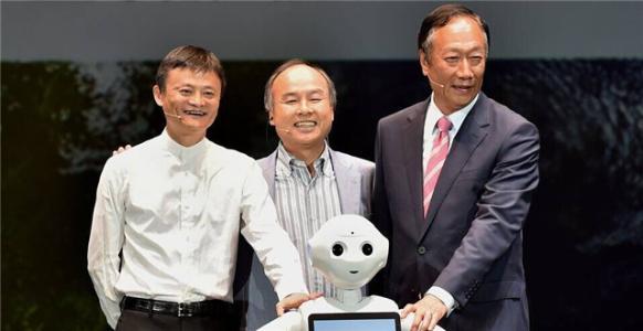 软件银行集团董事长孙正义的商业帝国有多大?