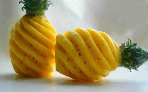 菠萝与凤梨的区别