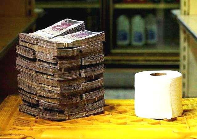 有钱人怎样利用货币贬值变得更加富有?